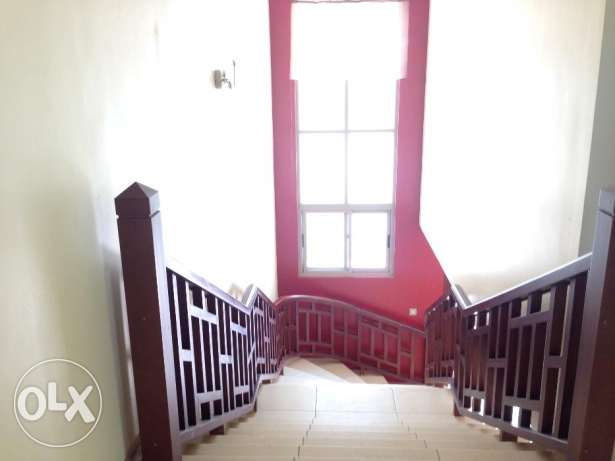 Four bedroom semifurnished compound villa rent 850 in adliya