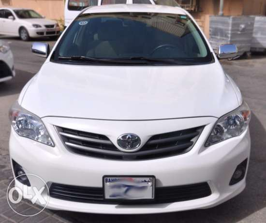 2012 Modal Toyota Corolla For Sale
