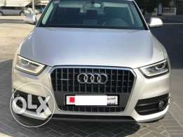 Audi Q3 2.0 turbo 4x4 for sale under warranty