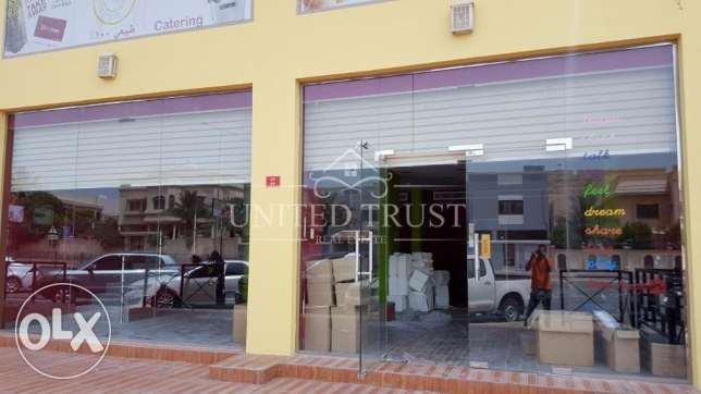 For rent commercial shop in riffa. Ref: RIF-MH-004