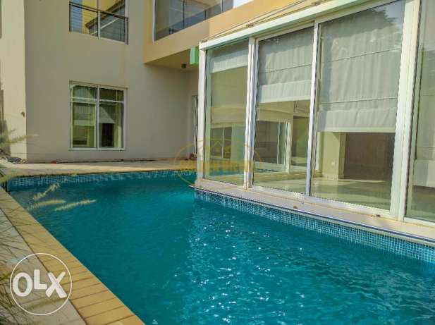 4 Bedroom semi furnished villa with private pool - Ref no ACV226