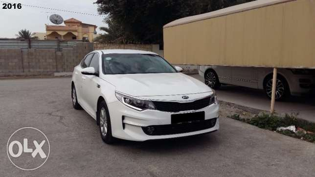 Kia Optima (2016 model) For Sale