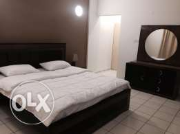 Fully furnished 3Bed room flat