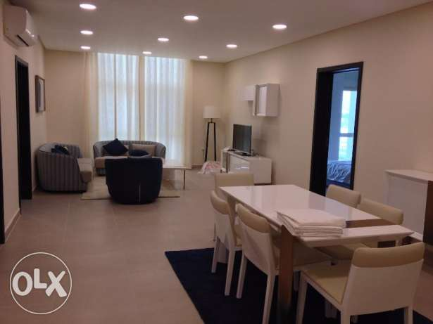 Bahrain Flat rent. New Two bedroom furnished flats. Location Adliya