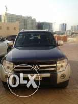 Pajero 2008 Good condition full option.