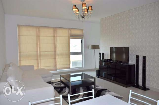 (61AJSH) Delightful Fully Furnished Flat With Pool For Rent