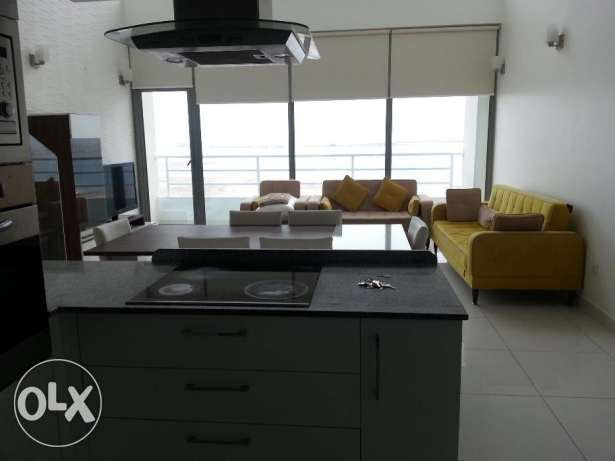 Fully furnished 3 Bedroom DUPLEX Apartments in Juffair 750 BD