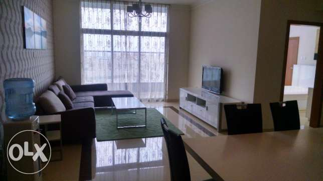 Very Spacious Building 2 BR Fully Furnished Apartment in Amwaj