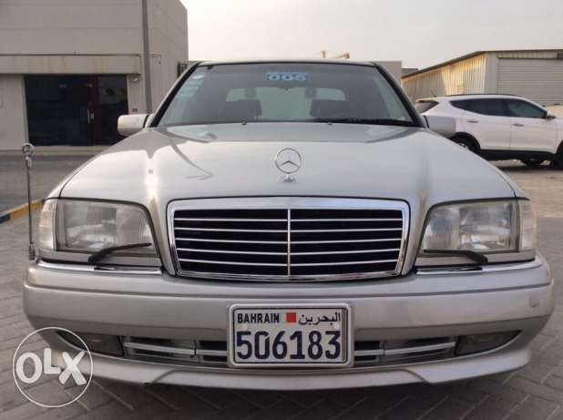 For Sale 1996 Mercedes Benz C36 AMG Japan Specification