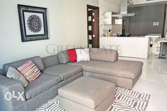 Contemporary 2 Bed Flat in Amwaj Lagoon!