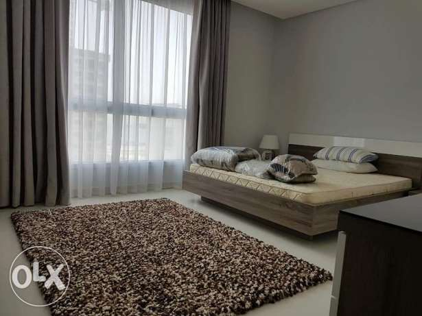 New Hidd: 1 bedroom fully furnished seaview apartment for rent