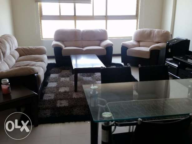 Beautiful one bedroom apartment in a prestigious tower in juffair.