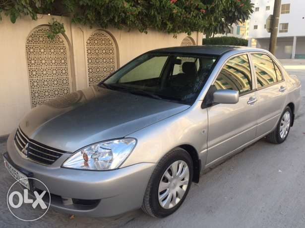 lancer 2013 full automatic very good condition sale
