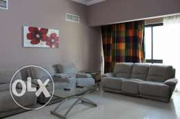 2 bedroom fully furnished in juffair/inclusive