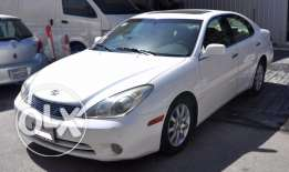 LEXUS ES 300, 2005 model For sale