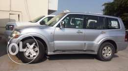 2005 Model good condition MITSUBISHI PAJERO GLS for sale only1999/-bd