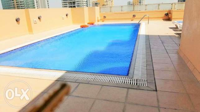 Shiny two bedroom apartment in Juffair