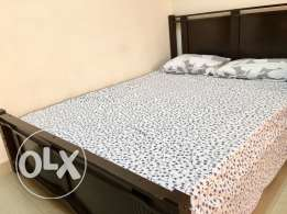 good quality bed with medicated mattress