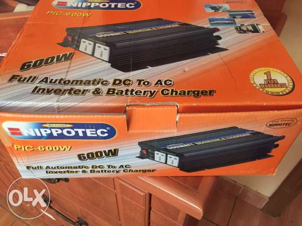 full automatic AC to DC Inverter and Battery Charger