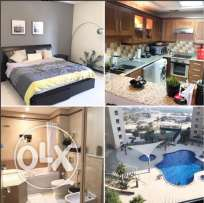 Apartment for Sale in Gold Tower Abraj Al Lulu Seef