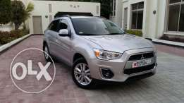 2013 Mitsubishi ASX full options *BRITISH EXPAT*