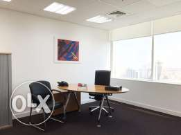 Fully furnished office in Almoayyed Tower, flexible terms