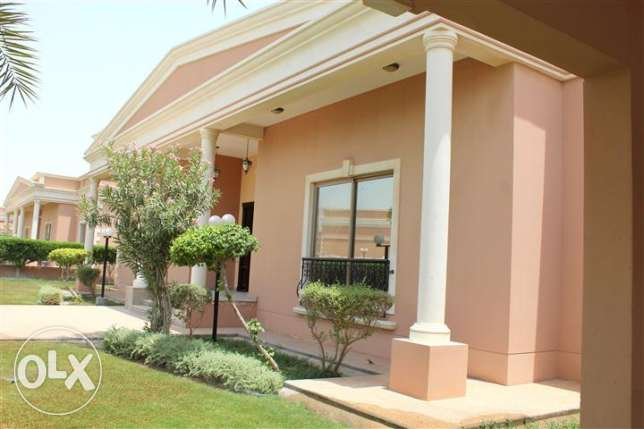 Semi furnished villa for rent at Hamala