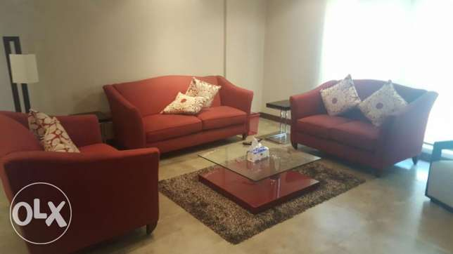 2br flat for sale in amwaj island high floor جزر امواج  -  1