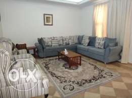 3 BEDROOM BD 550 Fully Furnished Apartment in JUFFAIR