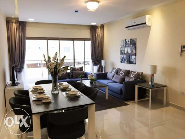Executive 2 Bedroom Fully Furnished Apartment for Rental In Hidd