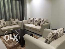 Brand New Building 3 Bedrooms Fully Furnished Apartment i Busaiteen