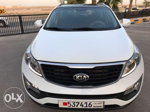 Kia Sportage 2016 panoramic 2.0
