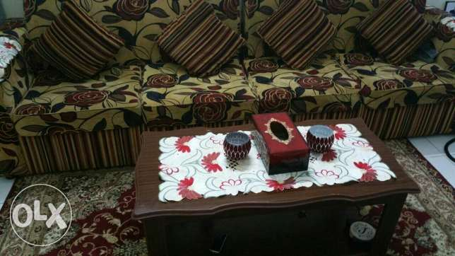 Sofa set for sale very good condition