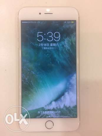 iPhone 6 Plus 64gb urgent selling