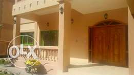 4br semi furnished apartment for rent in Hamala Near British School