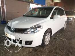 Nissan Tiida hatch back 2013 for sale