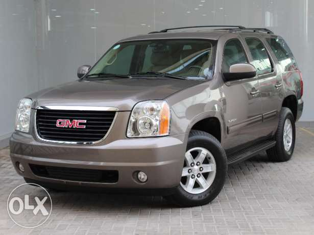 GMC Yukon 2WD 5.3L SLE 2014 Brown For Sale