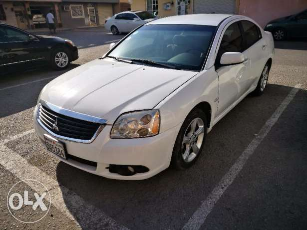 For sale mitsubishi galant 2009 passing until next year nov توبلي -  2