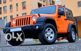 JEEP WRANGLER 2012 Model For Sale