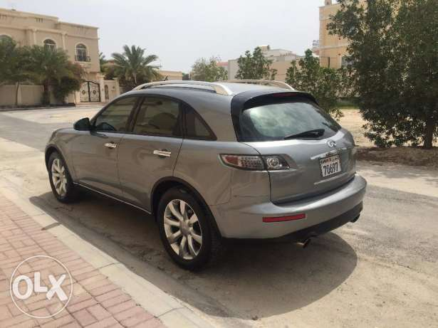 For sale Infiniti FX 35 in excellent condition and attractive price