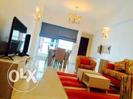 Brand new luxury One bedroom apartment in Juffair Heights building.
