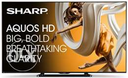 Sharp LED TV 60""