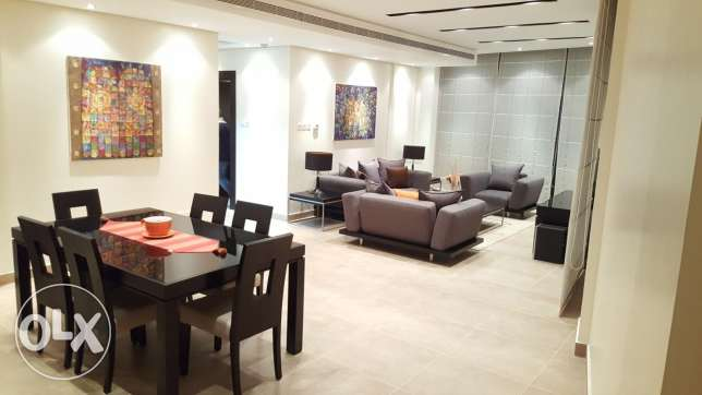 Super 2 Bed room flat in Sanabis, with elegant amenities