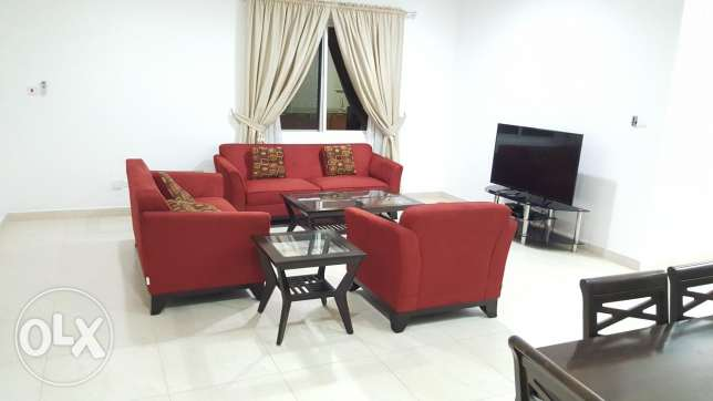 F_Furnished 2 two BHK Apart in Saar near St Christ school, pool & gym