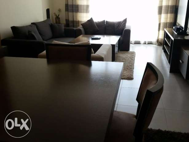 Stylish 2 bedroom fully furnished apartment in a known tower