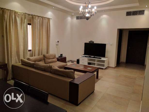 2 Bedroom fully furnished 3 high flat for US Navy - all inclusive