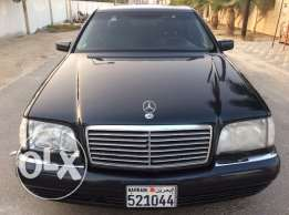 For Sale 1997 Mercedes Benz S500L Japan Specification