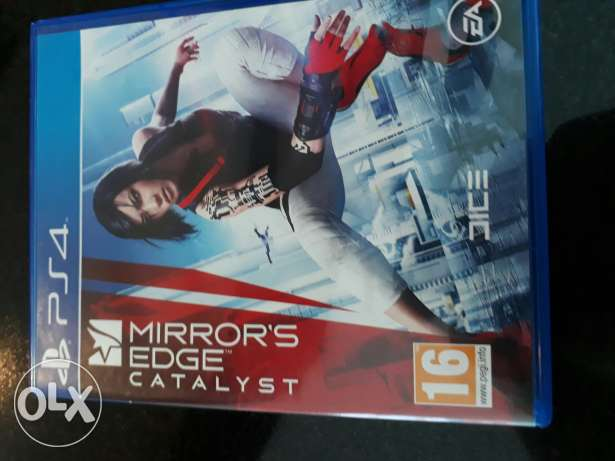 PS4 Mirror Edge Catalyst Game