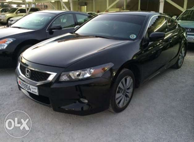 2010 Honda Accord Coupe 2.4