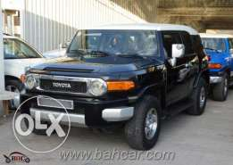 Toyota fj crusier 2010 model for sale (cash and installment )